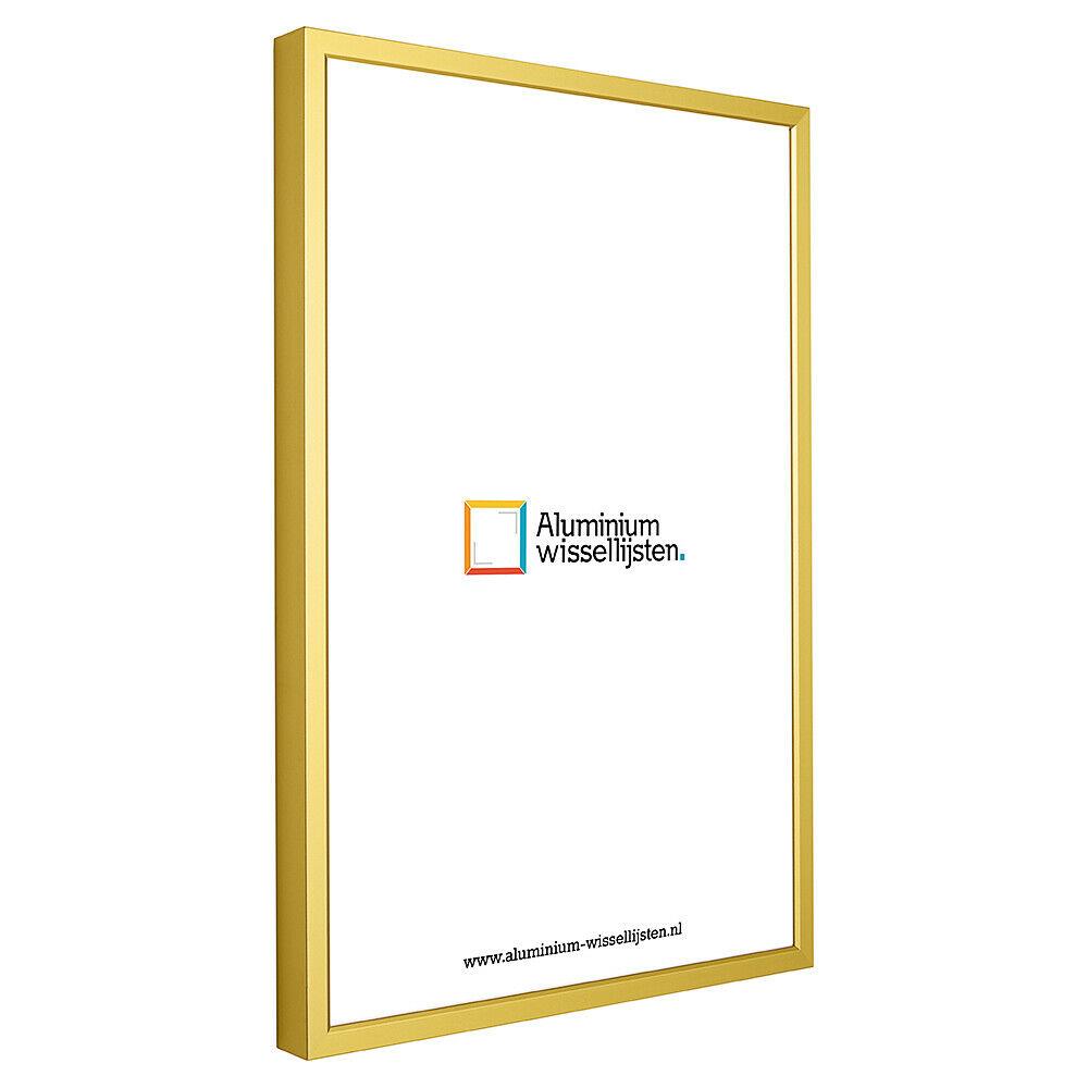 Sion 70x100 cm  geel goud