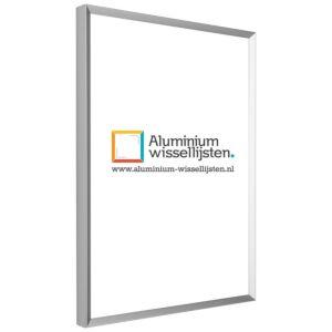 Pixel mat zilver-40x50
